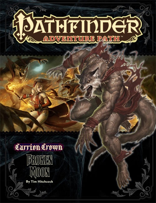 Pathfinder Blood Of The Moon Pdf