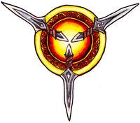 Calistria holy symbol