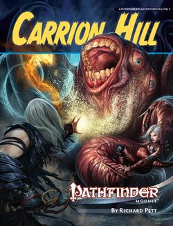 Carrion Hill cover