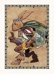 Harrow rabbit prince