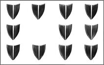 Lastwall symbol