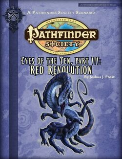 Red Revolution cover
