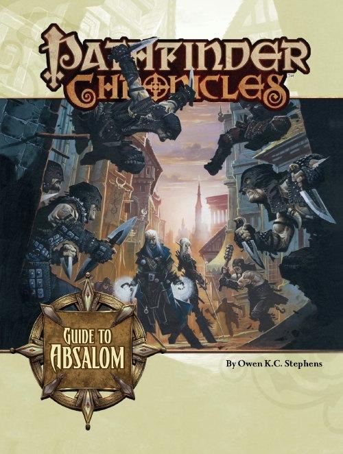 Pathfinder Chronicles: Seekers of Secrets