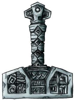 Torag holy symbol
