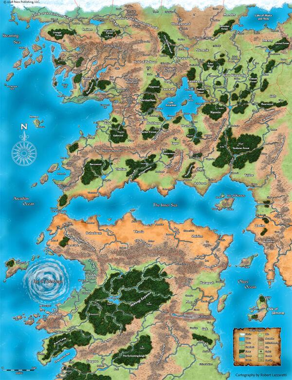 Portalgeography pathfinder wiki fandom powered by wikia golarion map gumiabroncs Choice Image