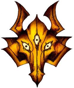 Lamashtu holy symbol