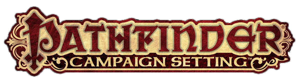 Pathfinder Campaign Setting logo