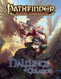 Halflings of Golarion