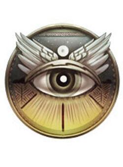 Aroden holy symbol