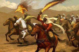 Qadiran riders
