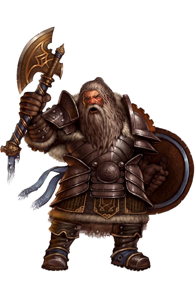 Stalwart Defender | Pathfinder Kingmaker Wiki | FANDOM