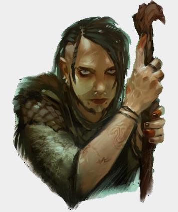 Kellid | Pathfinder Kingmaker Wiki | FANDOM powered by Wikia