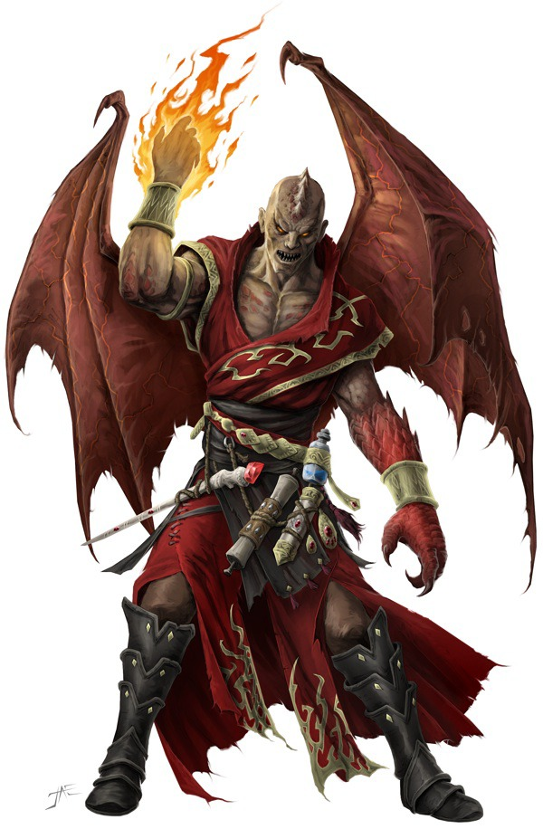Dragon Disciple | Pathfinder Kingmaker Wiki | FANDOM powered by Wikia