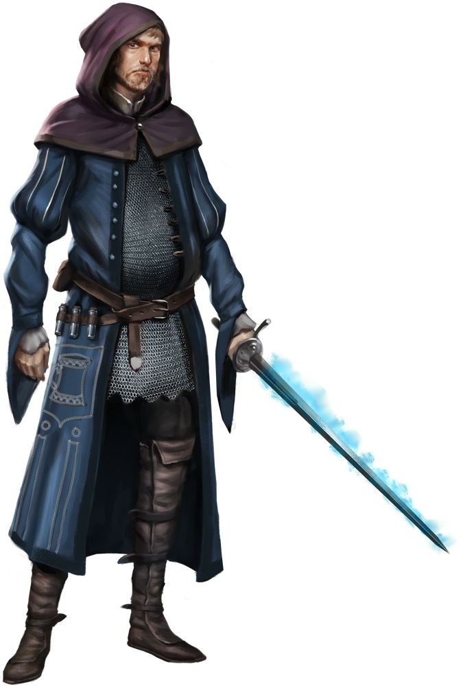 Eldritch Knight   Pathfinder Kingmaker Wiki   FANDOM powered