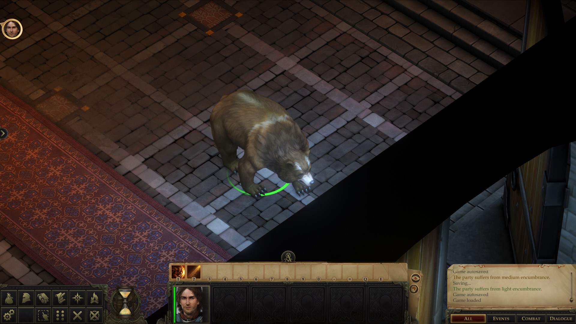 Pathfinder Kingmaker Animal Domain