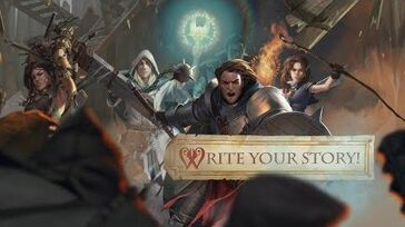 Pathfinder Kingmaker - Character Creation
