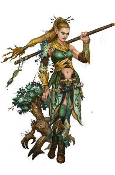 Druid   Pathfinder Kingmaker Wiki   FANDOM powered by Wikia