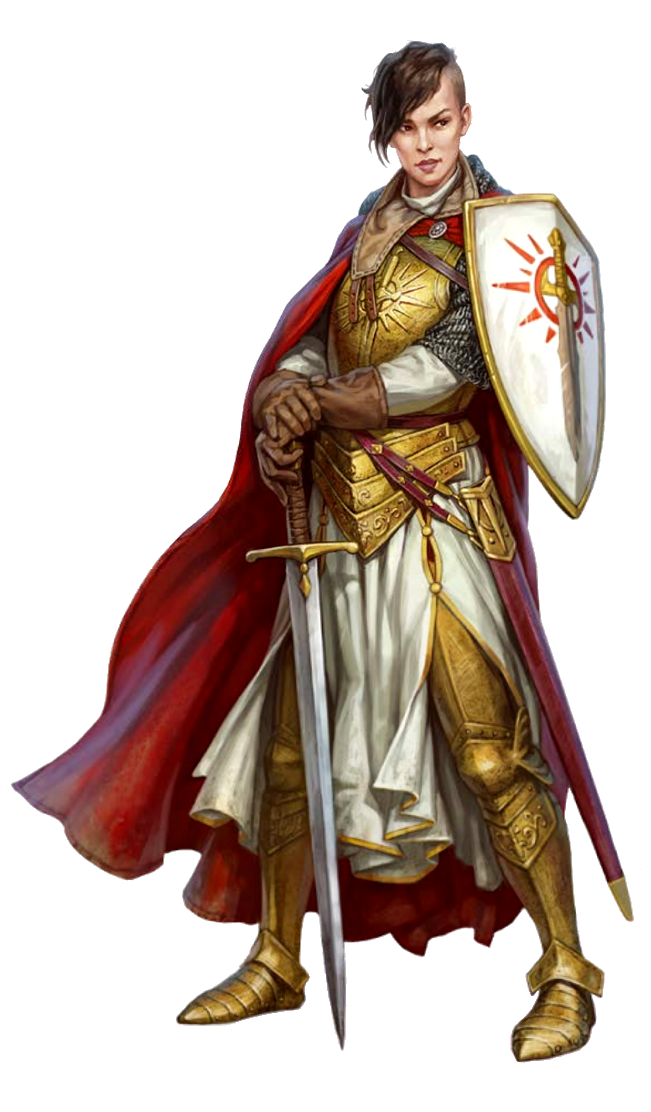 Paladin | Pathfinder Kingmaker Wiki | FANDOM powered by Wikia