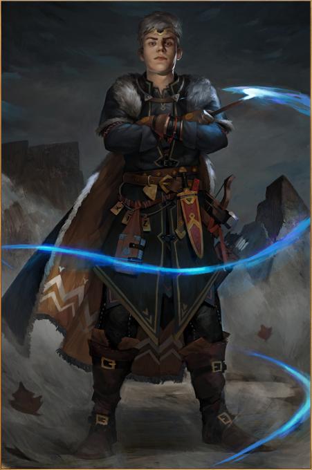 Pathfinder Sorcerer