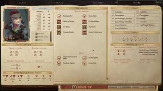 Pathfinder- Kingmaker - Riposte Kensai Duelist Build
