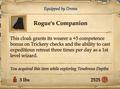 Rogue's Companion
