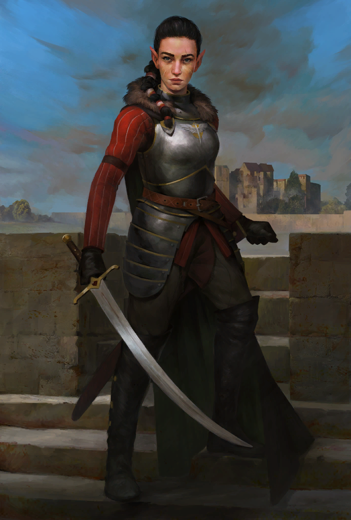 Jamandi Aldori | Pathfinder Kingmaker Wiki | FANDOM powered