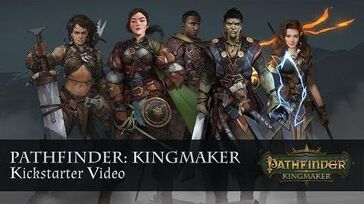 Pathfinder Kingmaker Kickstarter Video