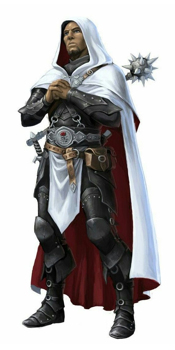 Cleric | Pathfinder Kingmaker Wiki | FANDOM powered by Wikia