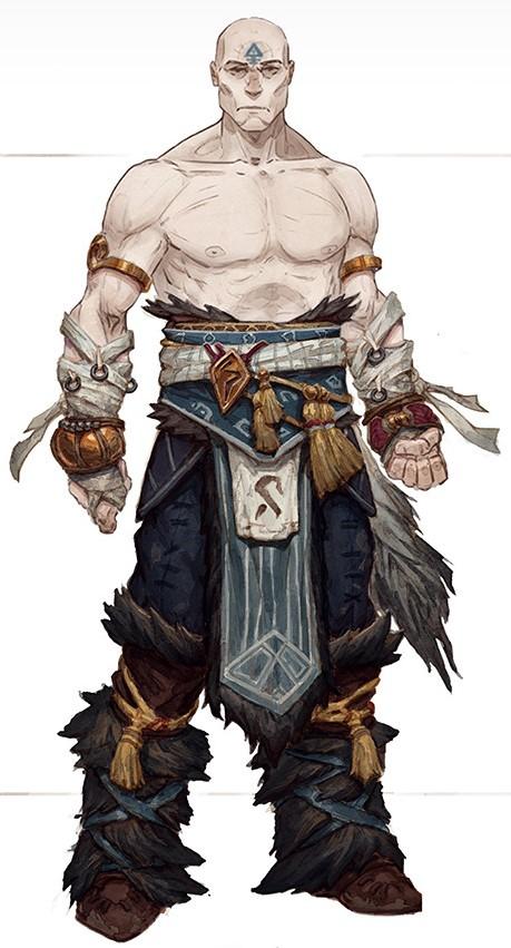 Monk | Pathfinder Kingmaker Wiki | FANDOM powered by Wikia