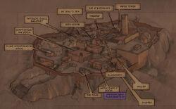 Theravare fortress