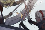 Taruna clash with Sayatt
