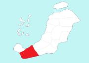 Location of Flank