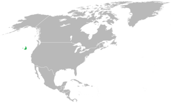 Location of Patriam in North America