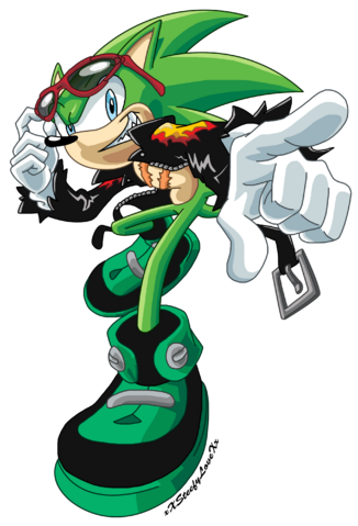 File:Scourge the Hedgehog.png