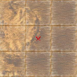 Treasure map london2