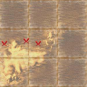 Treasure map edinburgh