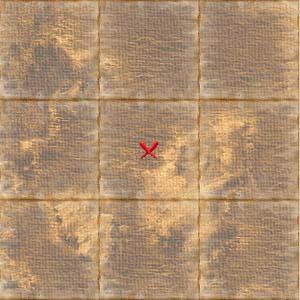 Treasure map malmo3