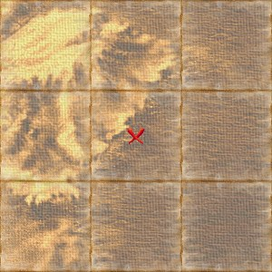 Treasure map edinburgh1