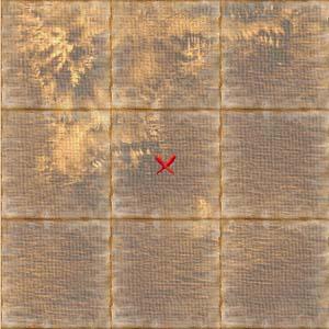 Treasure map malmo2