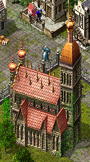 P3 church level3