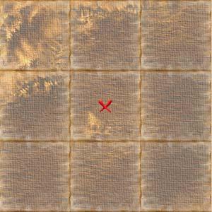 Treasure map malmo1