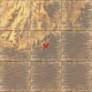 Treasure map oslo1