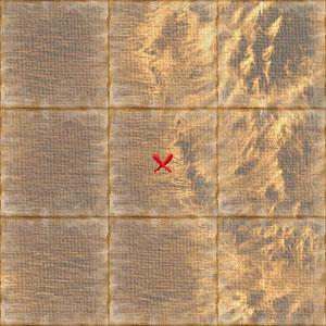 Treasure map malmo6