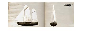 Ship book crayer