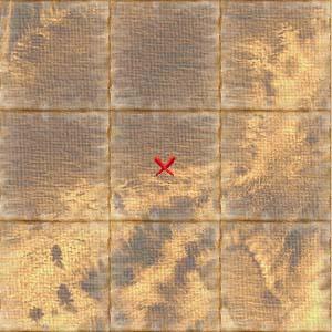 Treasure map reval