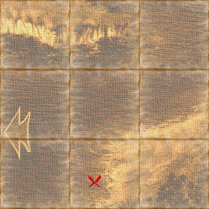 Treasure map london3