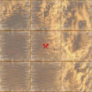 Treasure map oslo