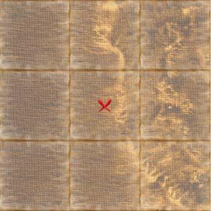 Treasure map ripen