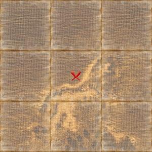 Treasure map aalborg1