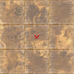 Treasure map malmo4